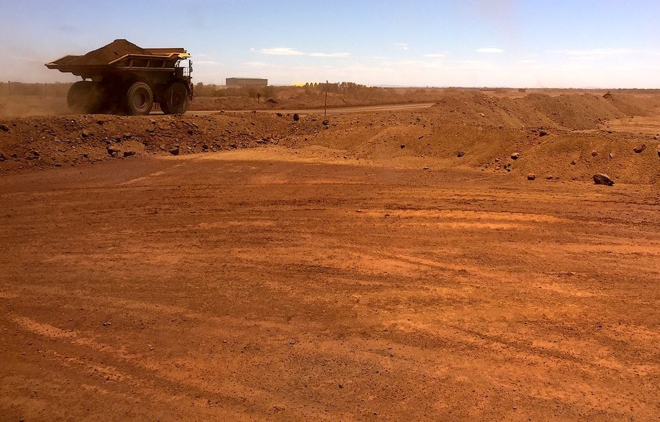BHP, Rio, Vale launch contest to cut haul truck emissions