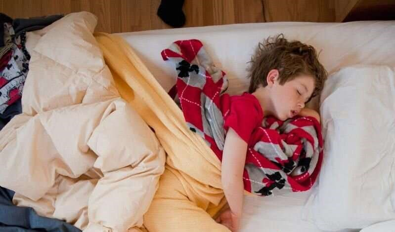 Kids with sleep apnea into teen years could develop high blood pressure